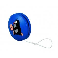 DETOA Jo-jo modré s běžícím krtkem