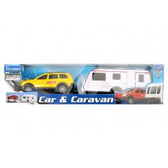 teama 1:32 Auto s karavanem 4ass