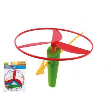 Lena Vystřelovací vrtulky 20cm+startér plast v sáčku 3+