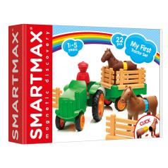 SmartMax - Můj první traktůrek - 22 ks