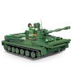 Cobi Stavebnice Vietnam War Tank PT-76, 737 k, 1 f