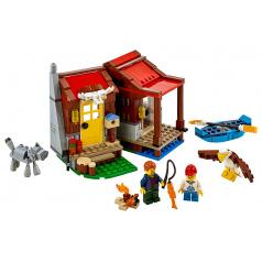 LEGO Chatka v pustatine