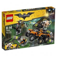 LEGO® Batman Movie 70914 Bane a útok s náklaďákem plným jedů