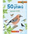 Mindok vzdělávací hra Expedice příroda: 50 našich ptáků