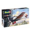 Revell Plastic ModelKit letadlo 03870 - Junkers F.13 (1:72)