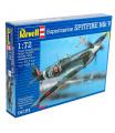 Revell Plastic ModelKit letadlo 04164 - Spitfire Mk.V (1:72)