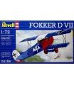 Revell Plastic ModelKit letadlo 04194 - Fokker D VII (1:72)