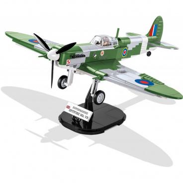 Cobi Stavebnice II WW Supermarine Spitfire Mk VB 280 k 1 f