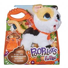 Hasbro FurReal Friends Poopalots velké zvířátko