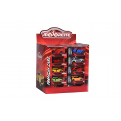 Majorette Autíčko Premium, 10 druhů, 7,5 cm