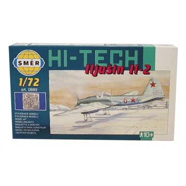 Směr modely plastové ILJUŠIN IL-2      Hi-Tech 1:72