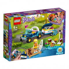 LEGO Friends 41364 Stephanie a bugina s přívěsem