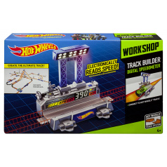 Mattel Hot Wheels TRACK BUILDER VELKÝ SET ASST BGX82