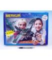 Merkur Toys MERKUR Stavebnice Flying wings 40 modelů 640ks v krabici 36x27x5cm
