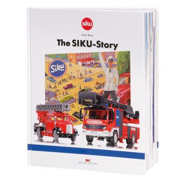 Siku Kniha o historii SIKU, anglická verze