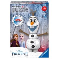 Ravensburger Disney Ledové království Olaf 3D Puzzle