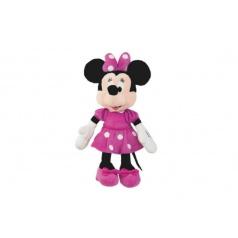 Dino Minnie růžové šaty plyš 23cm 0m+