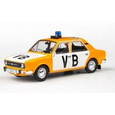 ABREX Škoda 105L (1977) 1:43 - Veřejná Bezpečnost