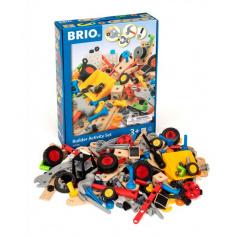 Brio Builder - stavební set 210 ks