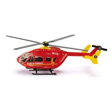 SIKU Blister - taxi vrtulník 1:87
