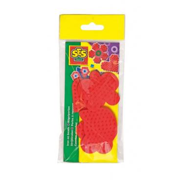 SES Podložky na zažehlovací korálky - mini