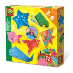 SES Skládání origami