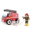 Hape Hasičský vůz s hasičem