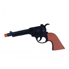 Rappa Pistole s odznakem