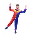 Rappa Dětský kostým klaun (S)