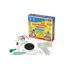 Trefl Experimentální laboratoř Kuchyně vědecká hra 20 pokusů Science 4 you v krabici 23x22x6cm