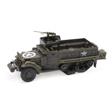 Mac Toys New Ray Tank M3A2 model kit