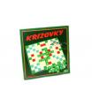 Křížovky společenská hra v krabici 22x23x2 cm SK verze