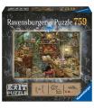Ravensburger Exit Puzzle: Kouzelnická kuchyně 759 dílků
