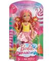 Mattel Barbie VÍLA CHELSEA ASST DVM87