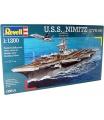 Revell Plastic ModelKit loď 05814 - U.S.S. Nimitz (CVN-68) (1:1200)
