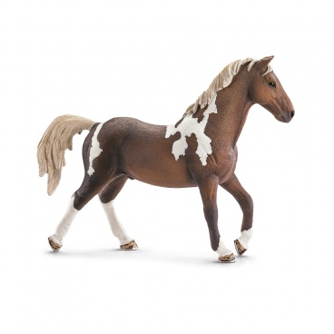 Schleich 13756 kůň - hřebec trakehnerský
