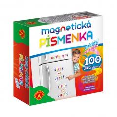 PEXI Alexander Magnetická písmena na lednici