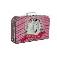 Kazeto kufr Kůň, velký
