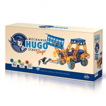 Seva Mechanik Hugo staví Bagr
