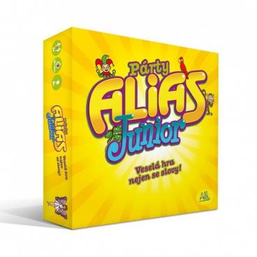 ALBI hra Party Alias Junior 2. vydání