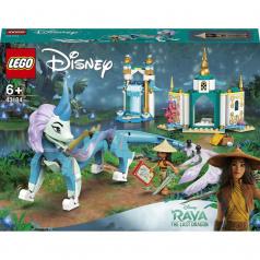 LEGO Disney 43184 Raya a drak Sisu
