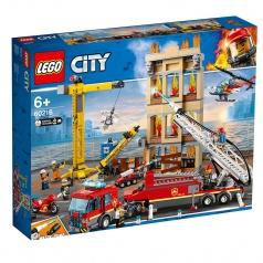 LEGO City 60216 Zásah hasičov vcentre