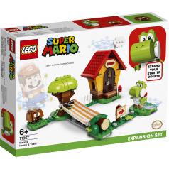 LEGO Super Mario 71367 Mariov dom a Yoshi – rozširujúci set