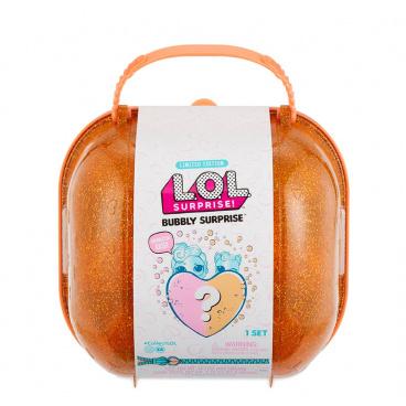 MGA L.O.L. Surprise Bublající překvapení - oranžové