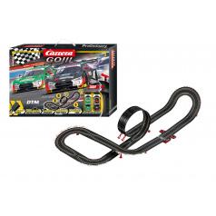 Carrera Autodráha Carrera GO !!! 62519 Winners 6,2m + 2 auto v krabici 58x40x10cm