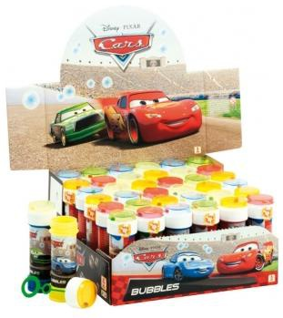 Bublifuk Cars 60ml (dis. 36 ks)
