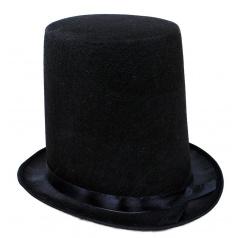 Karnevalový klobouk cylindr MAXI dospělý