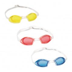 Bestway Plavecké brýle - mix 3 barvy (růžová, modrá, žlutá)