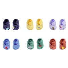 Zapf Creation BABY born Gumové sandálky, 6 druhů