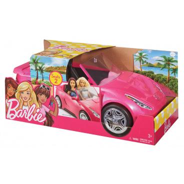 Mattel Barbie Mattel Barbie DVX59 ELEGANTNÍ KABRIOLET